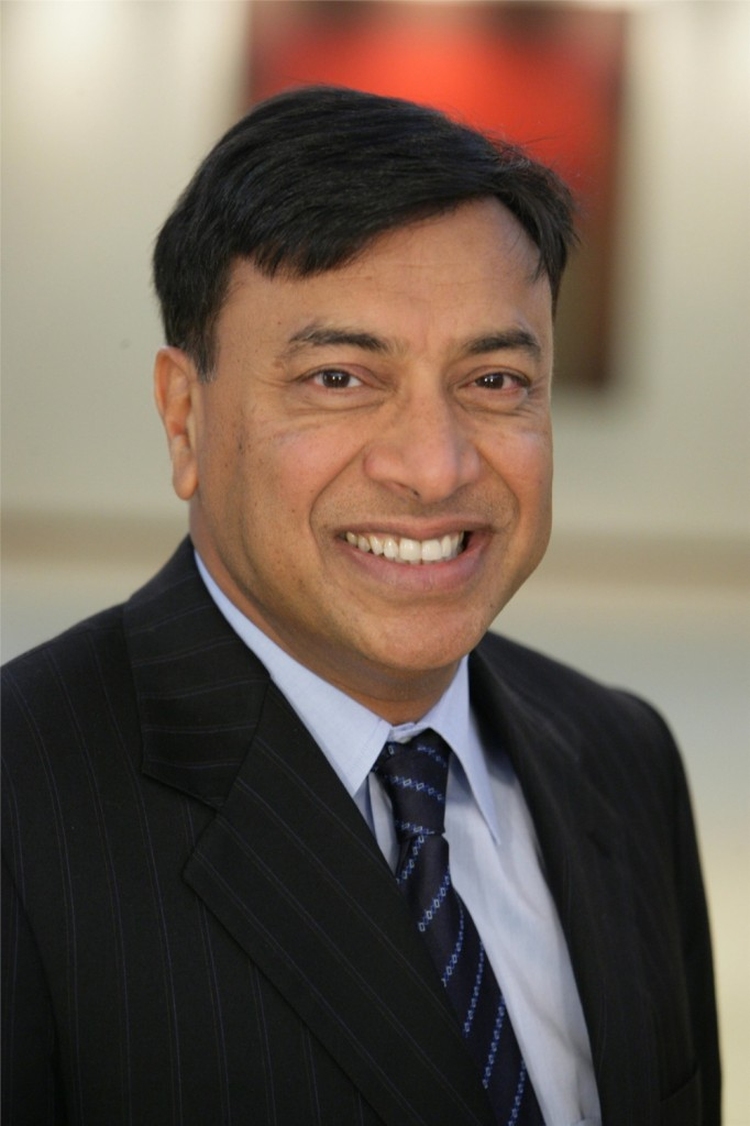 What is Lakshmi Mittal's net worth?