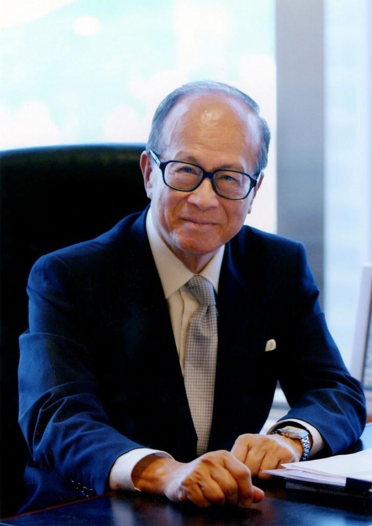 What is Li Ka-Shing's net worth?