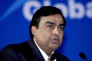 Mukesh Ambani Net Worth