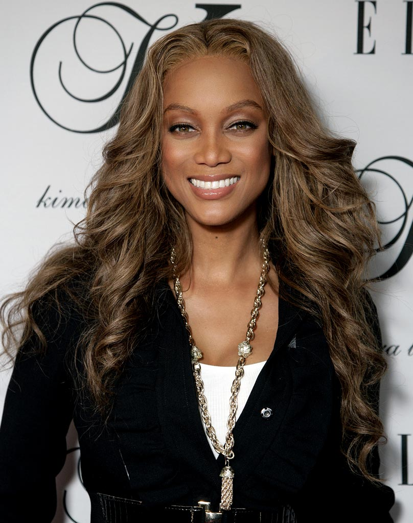 Tyra Banks | POPSUGAR Entertainment