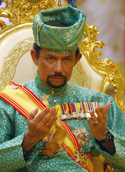 Sultan Of Brunei Net Worth Celebrity Net Worth