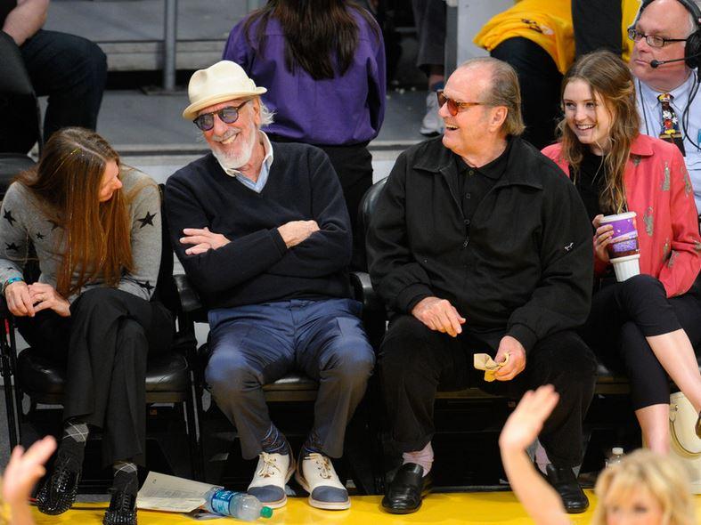 Lou Adler Lakers