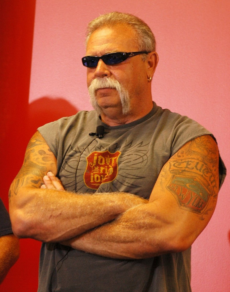 What is Paul Teutul Sr's net worth?