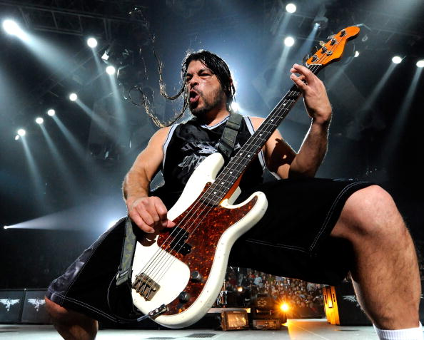 Robert Trujillo Net Worth