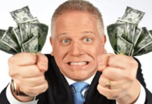 How much money does Glenn Beck have?
