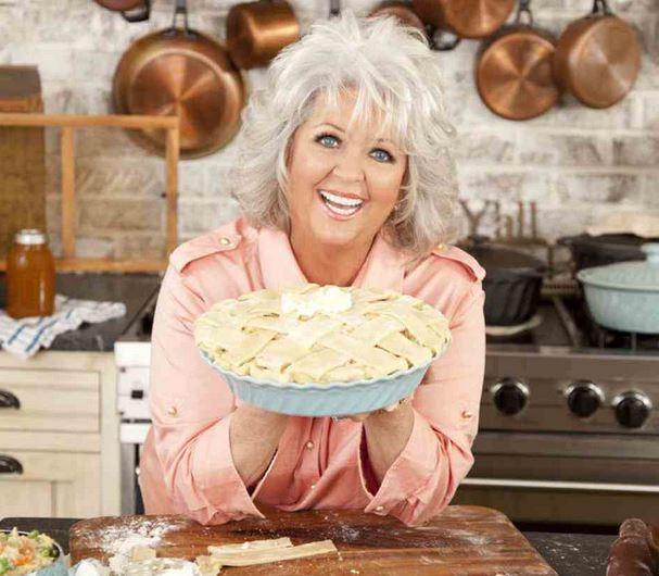 Paula Deen butter pie