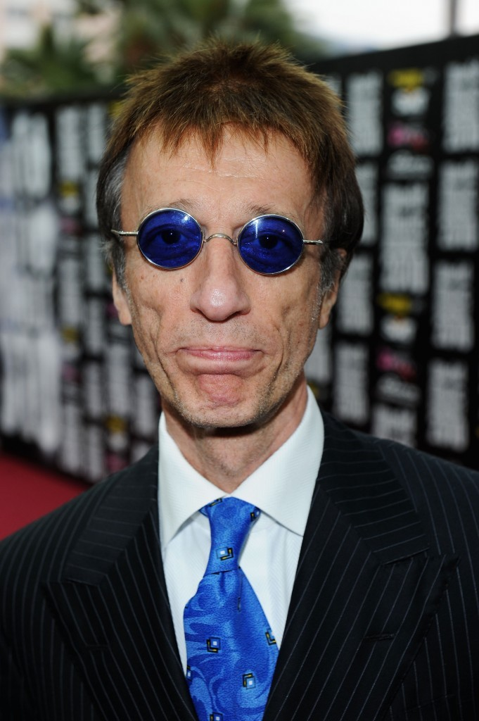 How much is Robin Gibb worth?