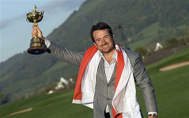 Graeme McDowell Net Worth