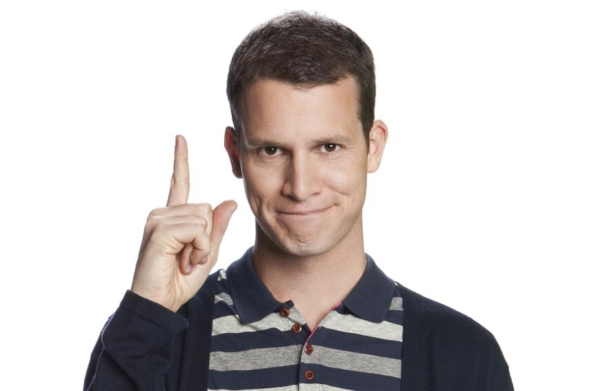 Daniel Tosh Married, Wife, Net Worth, Wiki, Age, Nationality