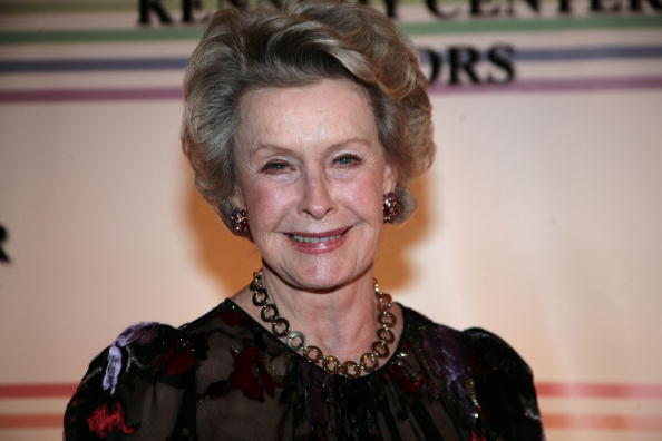 dina merrill biography