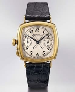 The Grogan wristwatch by Patek Philippe