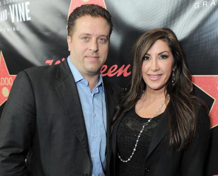 Chris and Jacqueline Laurita