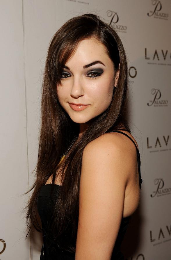 Sasha Grey Black Dress