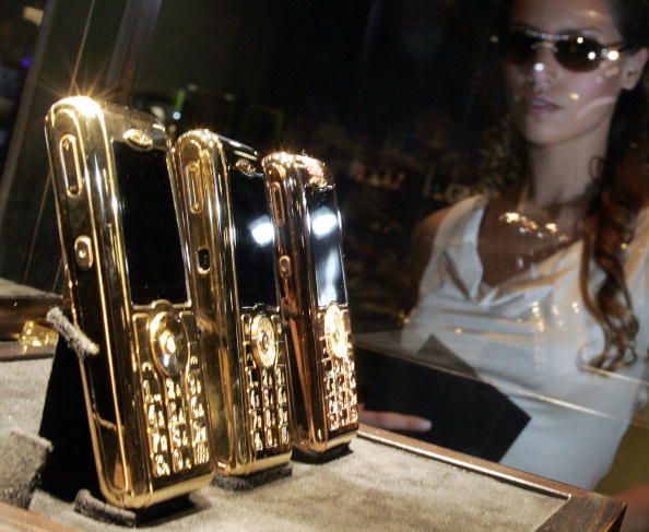 What are the world's most expensive cell phones?