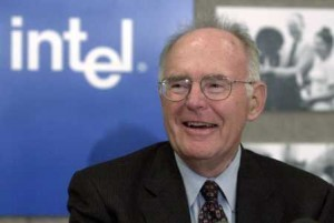 How much money is Gordon Moore worth?