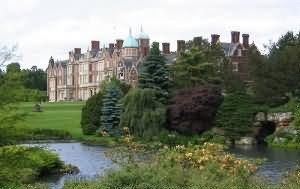Queen Elizabeth house