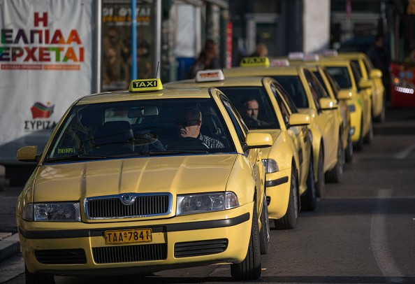 Taxi Driver Salary
