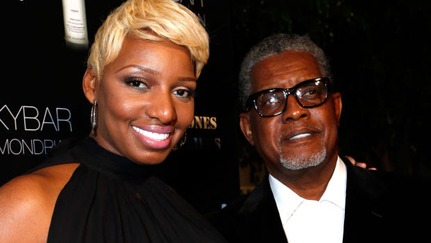 Gregg and Nene Leakes