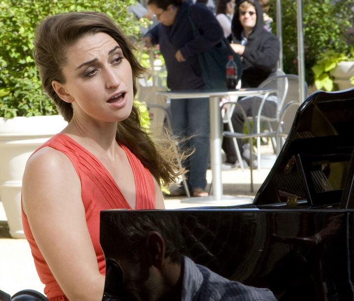 Sara Bareilles singing