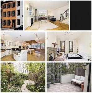 Milla Jovovich House