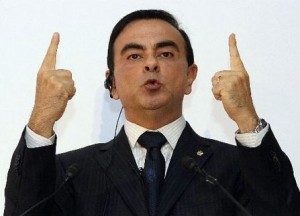 How much money does Carlos Ghosn have?