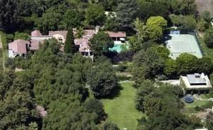 Mel Gibson House