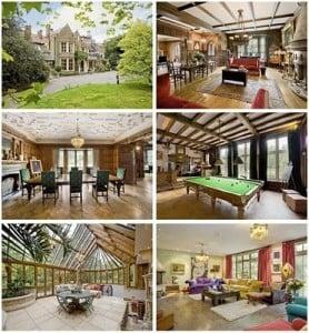 Ronnie Wood House