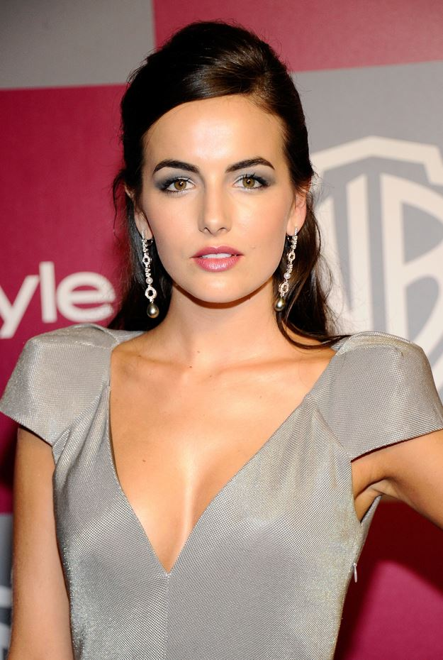 Camilla Belle silver dress