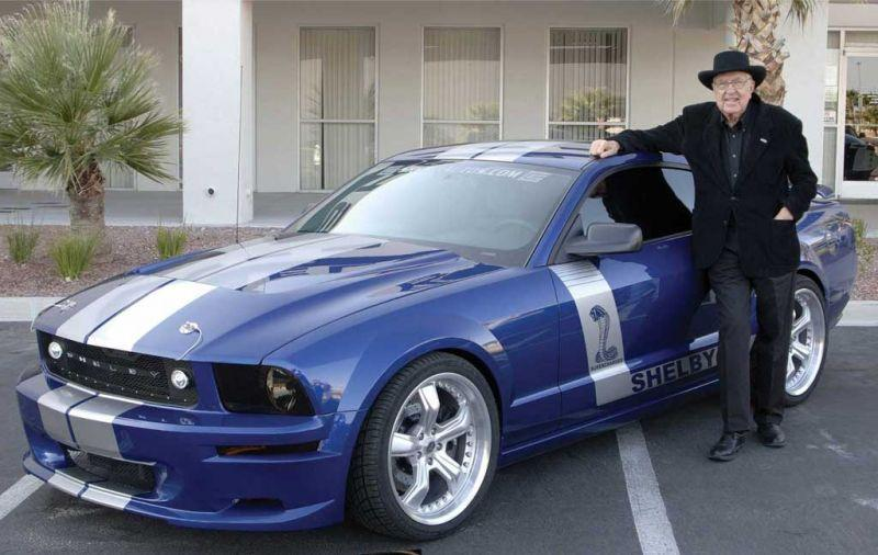 How much was Carroll Shelby worth?
