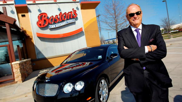 How much is Jim Treliving Net Worth