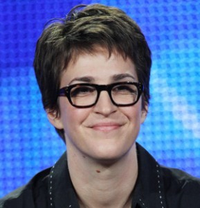 How much money is Rachel Maddow Net Worth and Salary