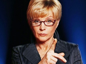 How much money does Anne Robinson have?