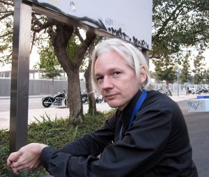 How much is Julian Assange worth?