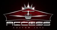 Access Custom Jets Logo