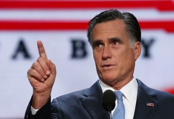 Mitt Romney Net Worth