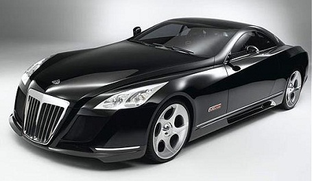 $8 million Maybach Exelero