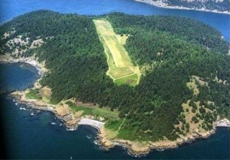 Paul Allen's Private Island