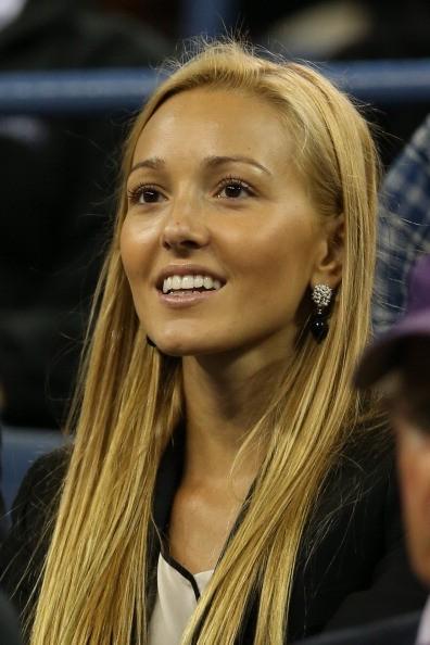 Djokovic's girlfriend: It's got to be the pod!