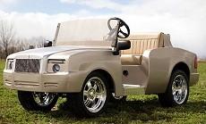 Shadow Golf Cart