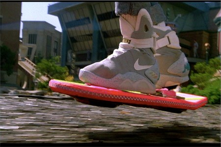 "Hoverboard from ""Back to The Future II"""