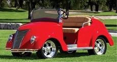 smoothster golf cart