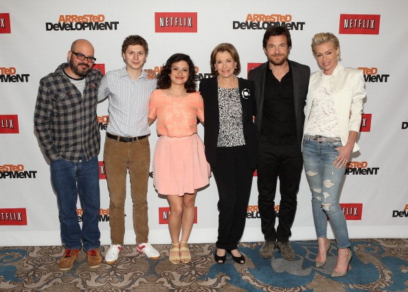 After a 5 year wait, the Arrested Development movie is official, along with a new season