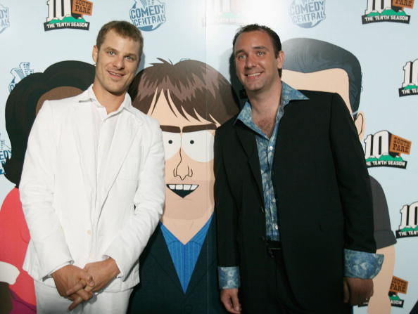 The South Park creators for a interview with Rolling Stone over the controversial episode