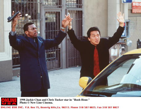 Chris Tucker Jackie Chan