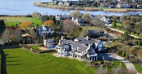 Jennifer Lopez's New Mansion in the Hamptons, New York