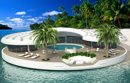 Floating Island Villas