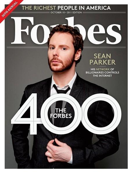 Sean Parker Net Worth