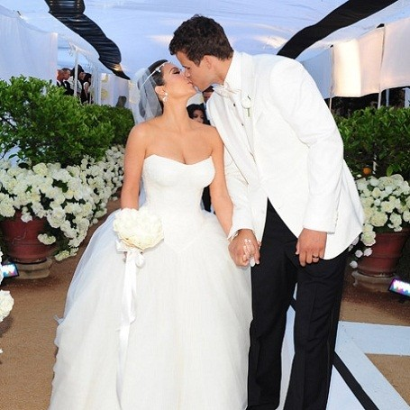 Kim Kardashian's 72 day marriage to Kris Humphries earned her $18 million