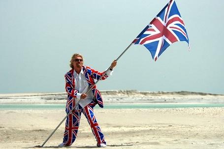 Virgin-founder Richard Branson owns four private islands.