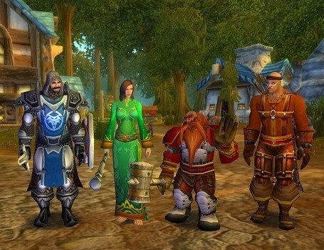 World of Warcraft by Blizzard Entertainment is one of the biggest video game franchises.